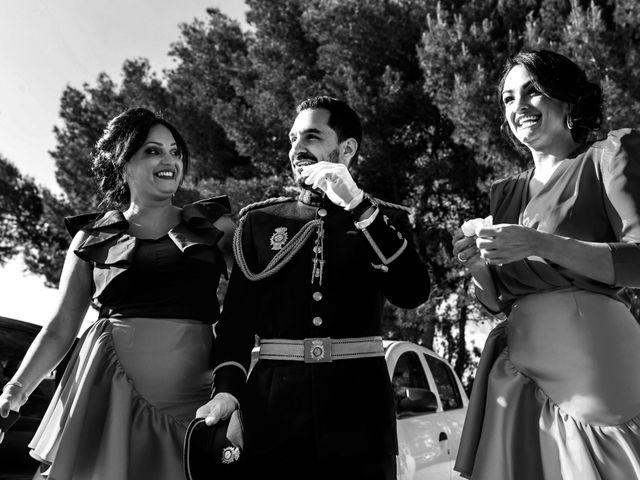 La boda de Fernando y Giovanna en Torrejon De La Calzada, Madrid 47