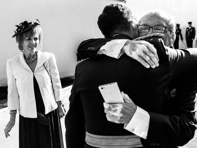 La boda de Fernando y Giovanna en Torrejon De La Calzada, Madrid 49