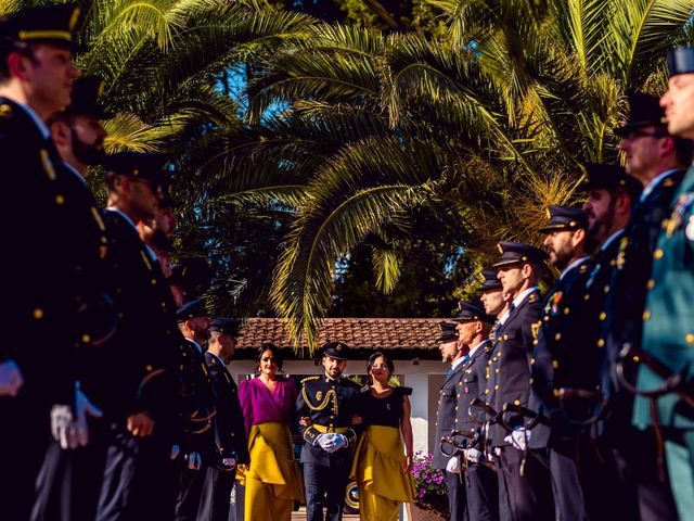 La boda de Fernando y Giovanna en Torrejon De La Calzada, Madrid 51