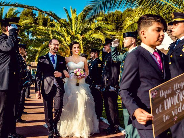 La boda de Fernando y Giovanna en Torrejon De La Calzada, Madrid 53