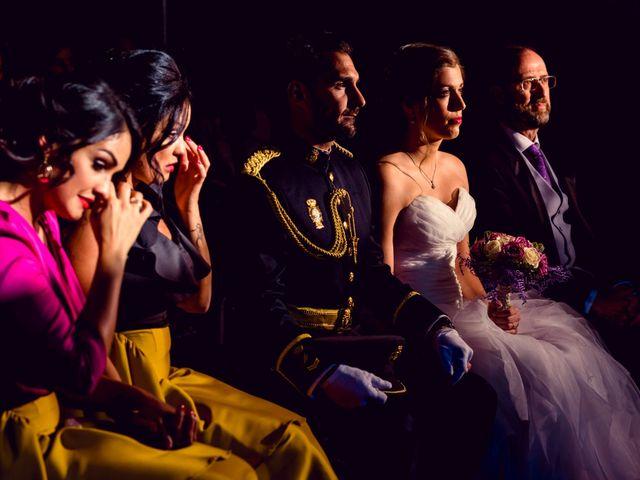 La boda de Fernando y Giovanna en Torrejon De La Calzada, Madrid 55