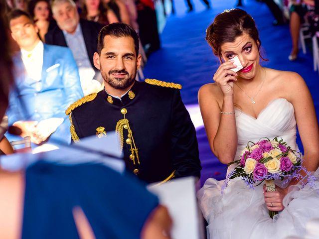 La boda de Fernando y Giovanna en Torrejon De La Calzada, Madrid 56