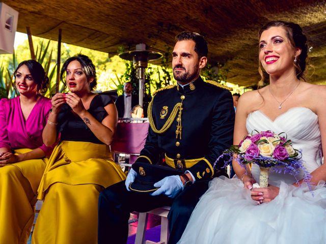 La boda de Fernando y Giovanna en Torrejon De La Calzada, Madrid 57