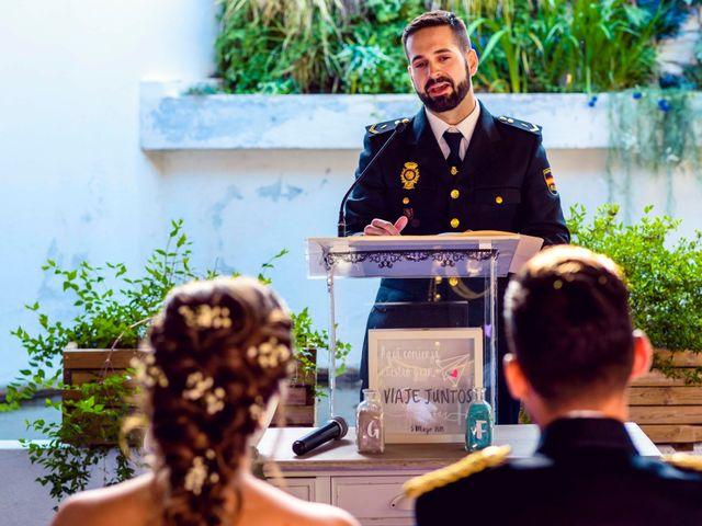 La boda de Fernando y Giovanna en Torrejon De La Calzada, Madrid 59