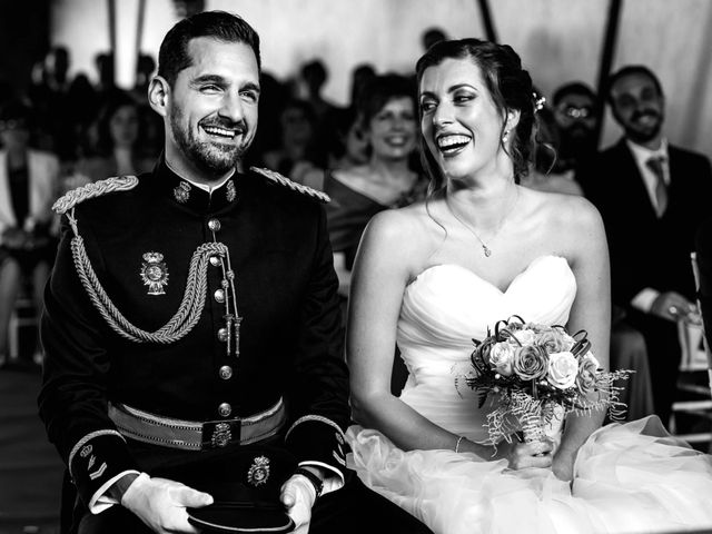 La boda de Fernando y Giovanna en Torrejon De La Calzada, Madrid 60