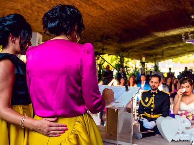 La boda de Fernando y Giovanna en Torrejon De La Calzada, Madrid 62