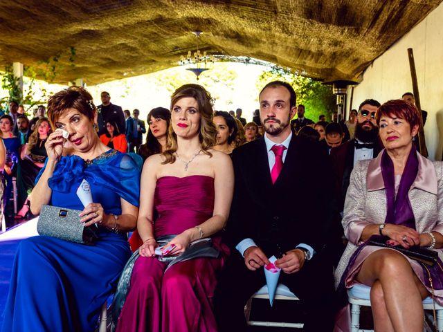 La boda de Fernando y Giovanna en Torrejon De La Calzada, Madrid 63
