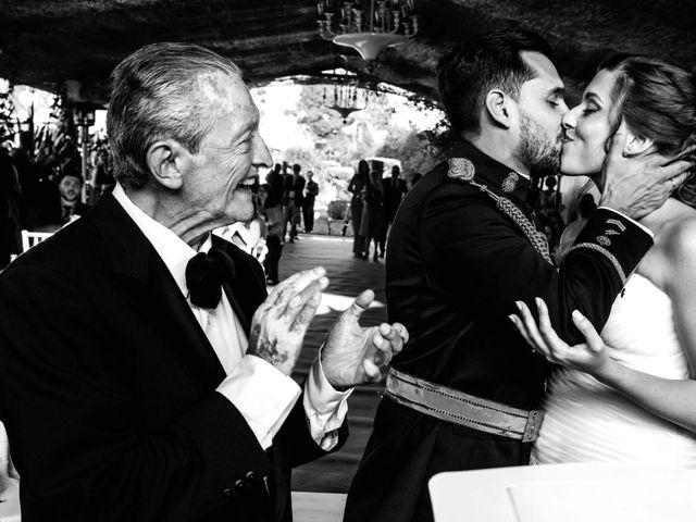 La boda de Fernando y Giovanna en Torrejon De La Calzada, Madrid 64