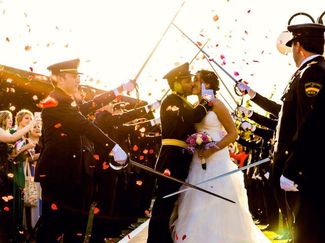 La boda de Fernando y Giovanna en Torrejon De La Calzada, Madrid 66