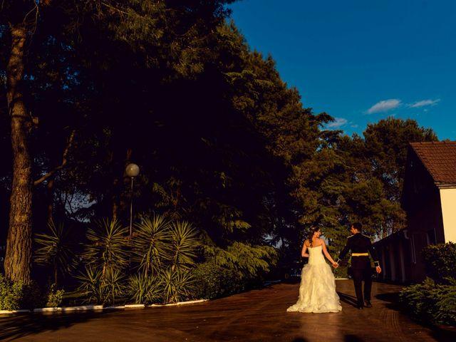 La boda de Fernando y Giovanna en Torrejon De La Calzada, Madrid 70