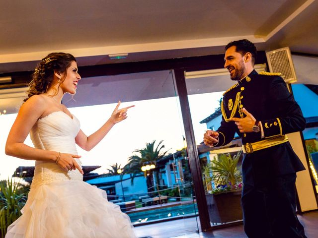 La boda de Fernando y Giovanna en Torrejon De La Calzada, Madrid 72