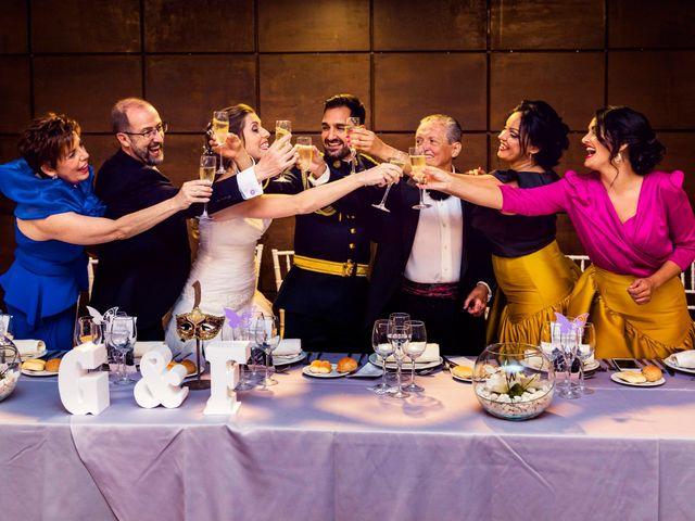 La boda de Fernando y Giovanna en Torrejon De La Calzada, Madrid 73