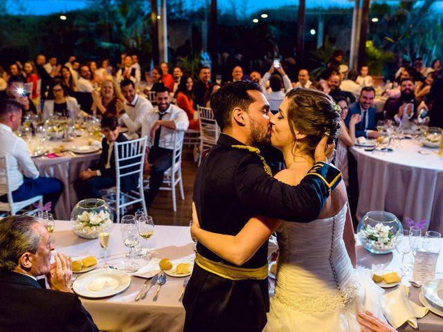 La boda de Fernando y Giovanna en Torrejon De La Calzada, Madrid 74