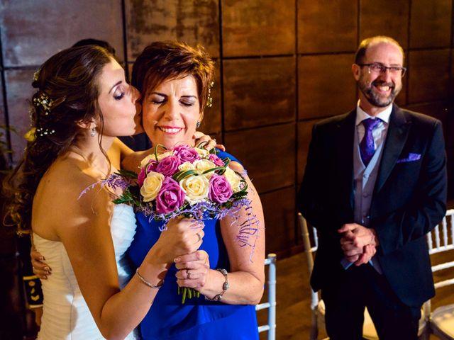 La boda de Fernando y Giovanna en Torrejon De La Calzada, Madrid 76