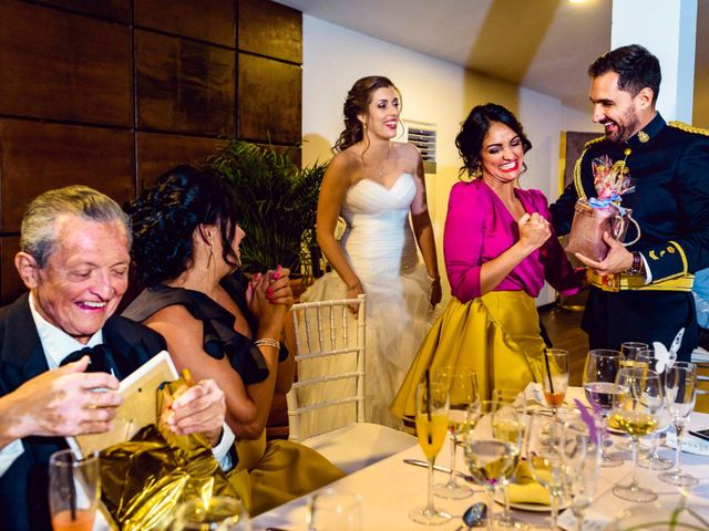 La boda de Fernando y Giovanna en Torrejon De La Calzada, Madrid 80