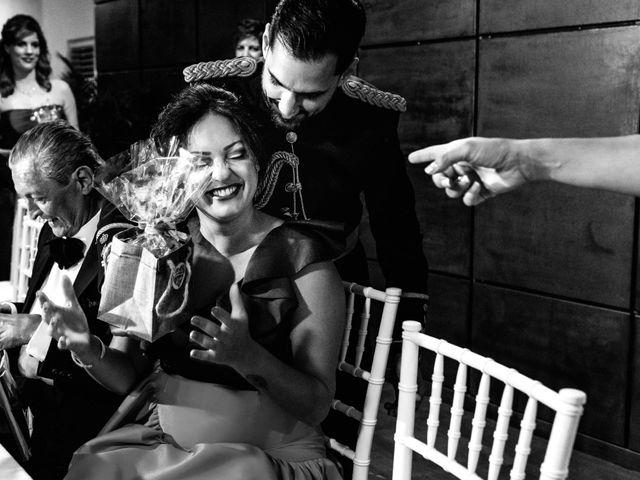 La boda de Fernando y Giovanna en Torrejon De La Calzada, Madrid 81