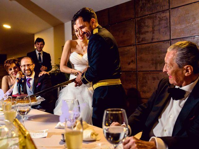 La boda de Fernando y Giovanna en Torrejon De La Calzada, Madrid 82