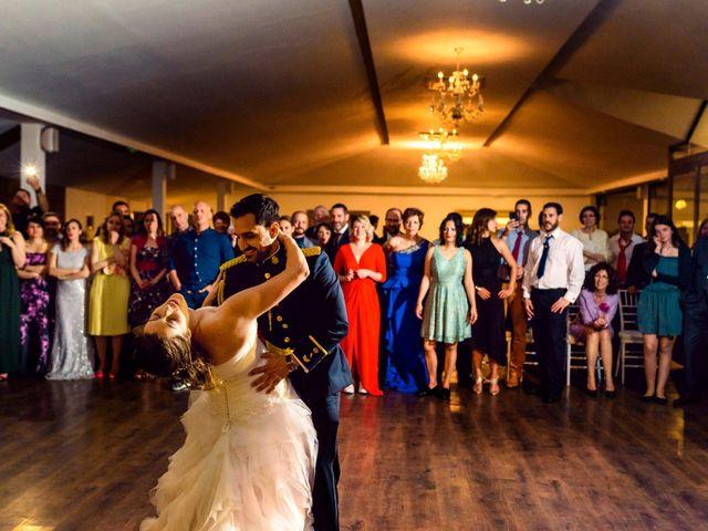 La boda de Fernando y Giovanna en Torrejon De La Calzada, Madrid 86