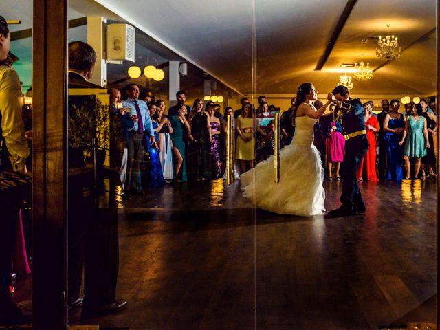 La boda de Fernando y Giovanna en Torrejon De La Calzada, Madrid 87