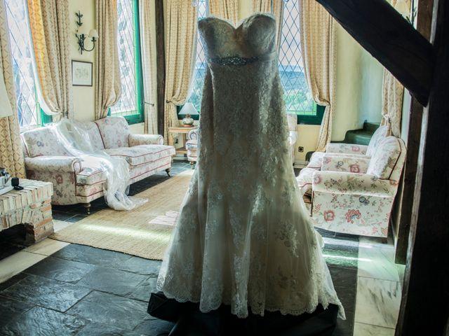 La boda de Jose y Silvia en El Berrueco, Jaén 4