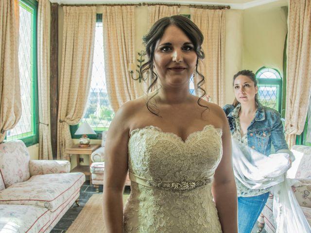 La boda de Jose y Silvia en El Berrueco, Jaén 16