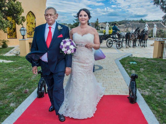 La boda de Jose y Silvia en El Berrueco, Jaén 17