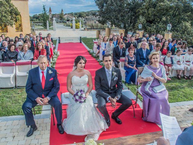 La boda de Jose y Silvia en El Berrueco, Jaén 19