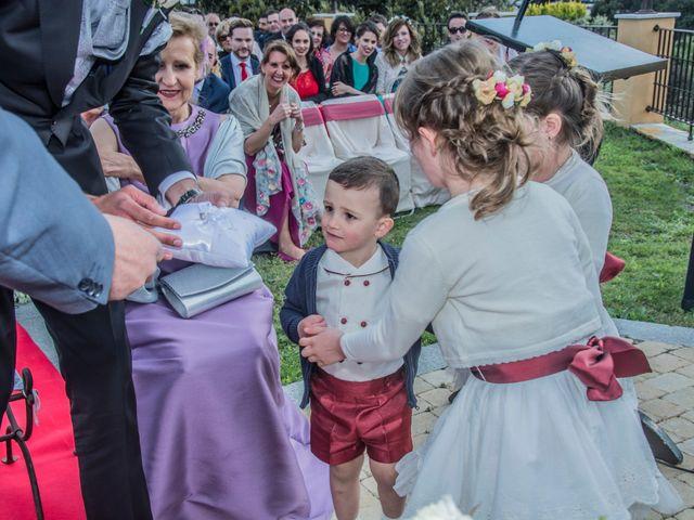 La boda de Jose y Silvia en El Berrueco, Jaén 22