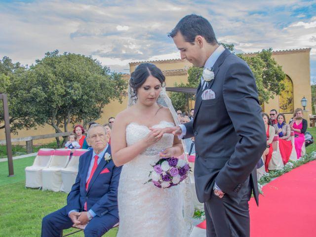La boda de Jose y Silvia en El Berrueco, Jaén 23