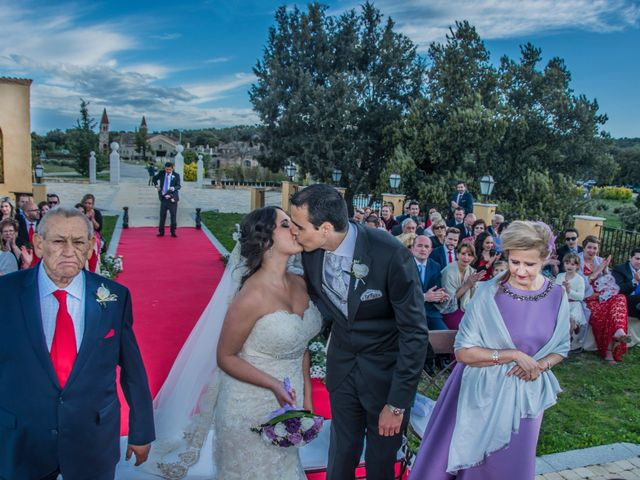 La boda de Jose y Silvia en El Berrueco, Jaén 24