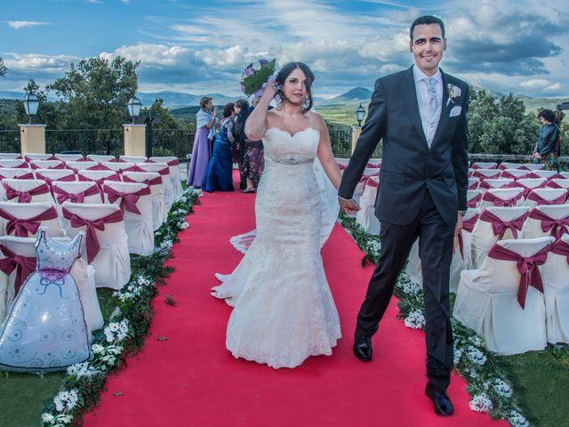 La boda de Jose y Silvia en El Berrueco, Jaén 25