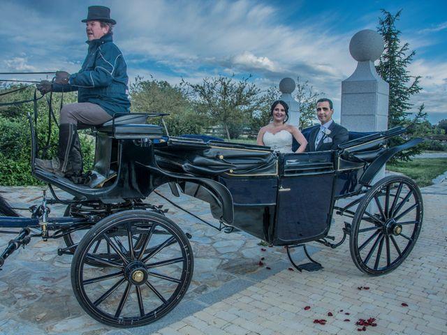 La boda de Jose y Silvia en El Berrueco, Jaén 27