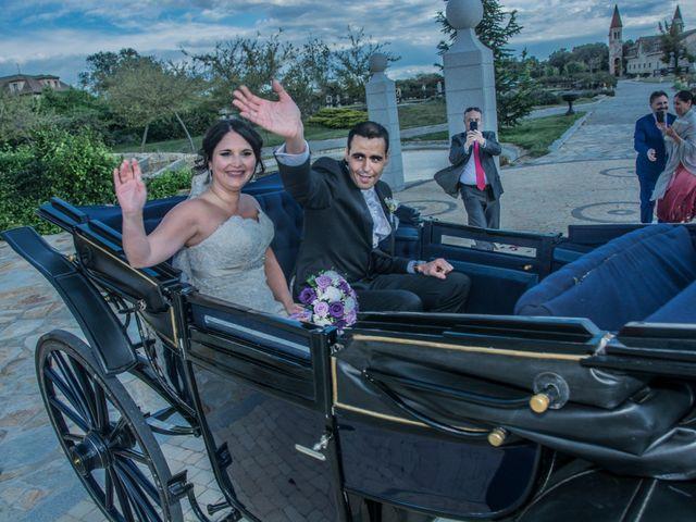 La boda de Jose y Silvia en El Berrueco, Jaén 28