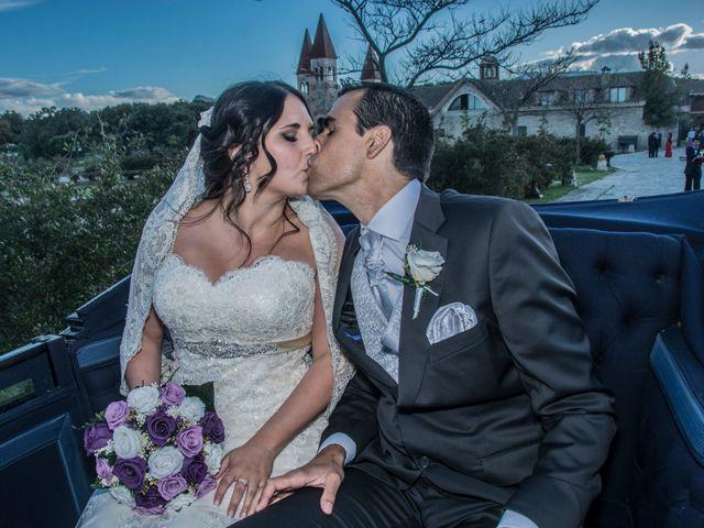 La boda de Jose y Silvia en El Berrueco, Jaén 30