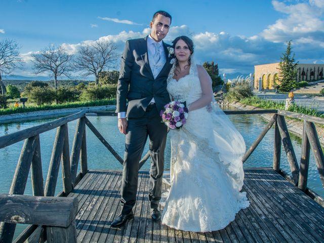 La boda de Jose y Silvia en El Berrueco, Jaén 35