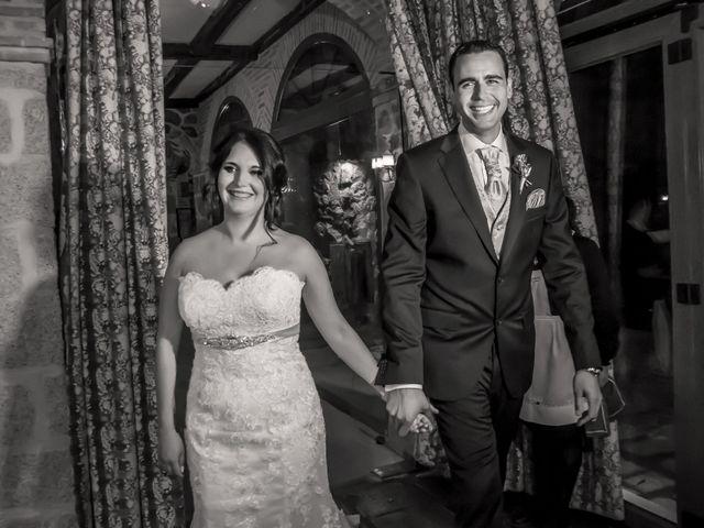 La boda de Jose y Silvia en El Berrueco, Jaén 37