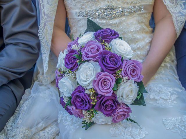 La boda de Jose y Silvia en El Berrueco, Jaén 20