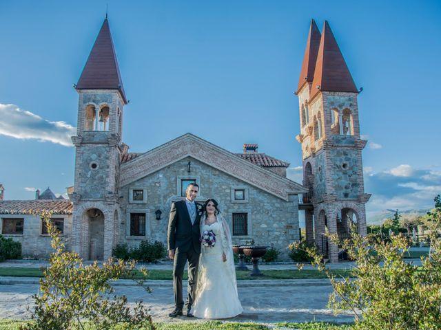 La boda de Jose y Silvia en El Berrueco, Jaén 36