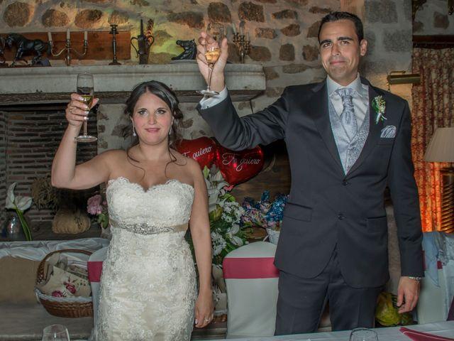 La boda de Jose y Silvia en El Berrueco, Jaén 40