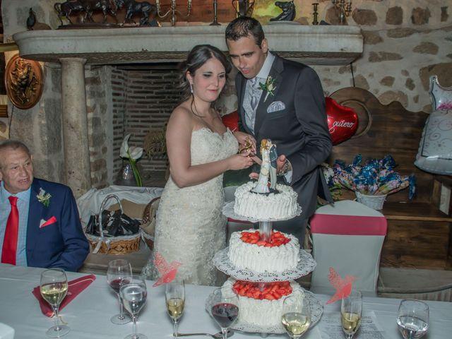 La boda de Jose y Silvia en El Berrueco, Jaén 41