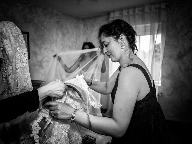 La boda de Toni y Rocío en Lugo, Lugo 14