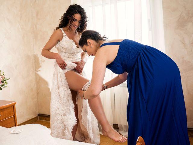 La boda de Toni y Rocío en Lugo, Lugo 21