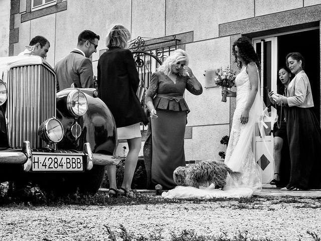 La boda de Toni y Rocío en Lugo, Lugo 28