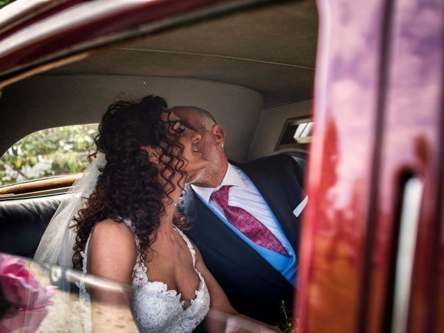 La boda de Toni y Rocío en Lugo, Lugo 30