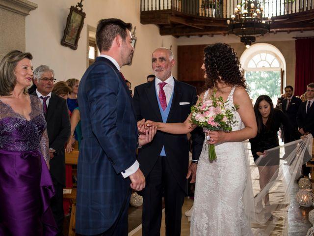 La boda de Toni y Rocío en Lugo, Lugo 36