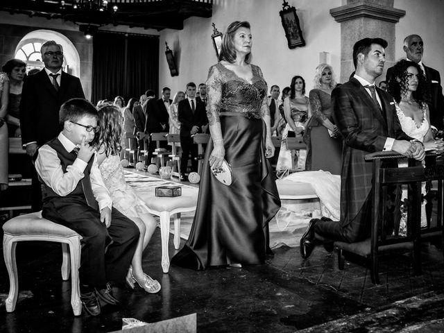 La boda de Toni y Rocío en Lugo, Lugo 48