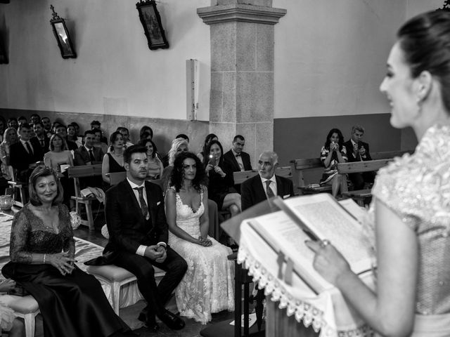 La boda de Toni y Rocío en Lugo, Lugo 49