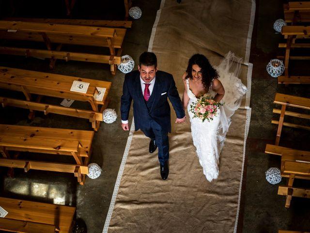 La boda de Toni y Rocío en Lugo, Lugo 56