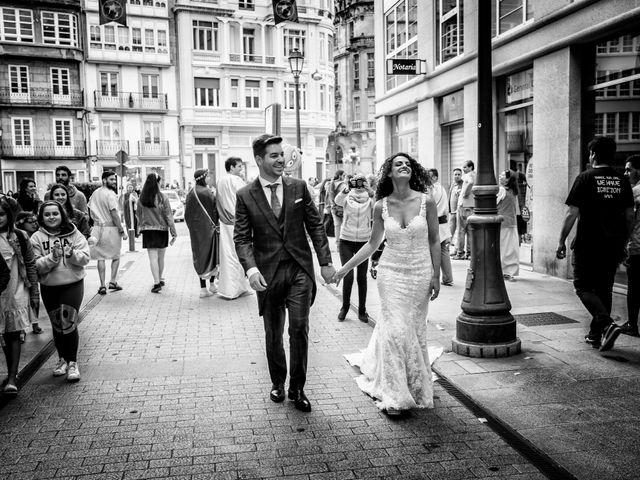 La boda de Toni y Rocío en Lugo, Lugo 63