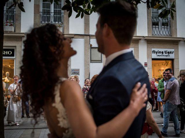 La boda de Toni y Rocío en Lugo, Lugo 65